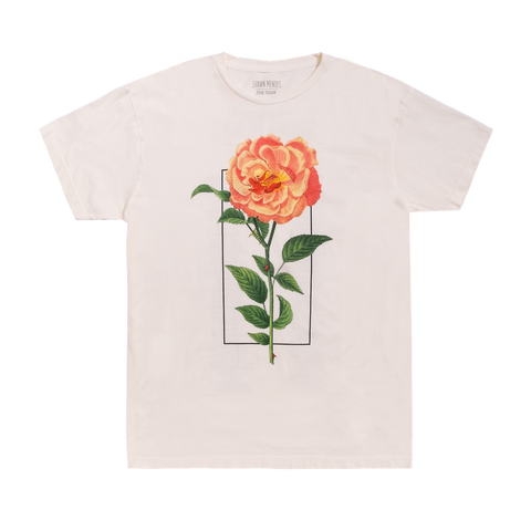 THE TOUR FLOWER T-SHIRT II