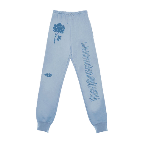 THE TOUR SKETCH SWEATPANTS