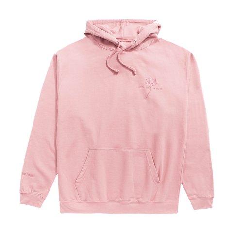 THE TOUR LOST IN JAPAN PINK HOODIE