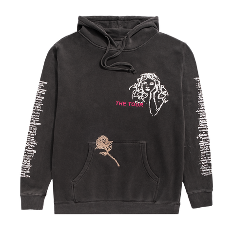 THE TOUR SKETCH HOODIE