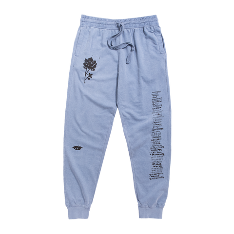 THE TOUR SKETCH II SWEATPANTS