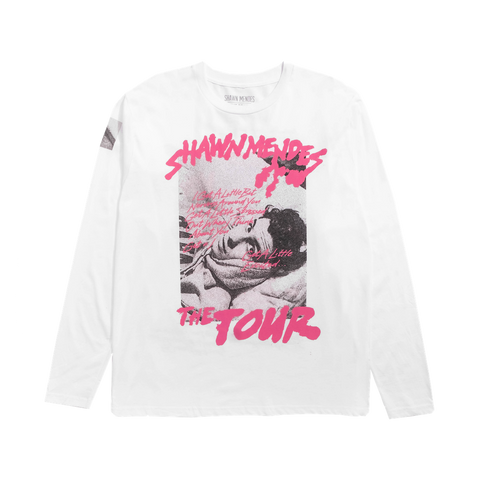THE TOUR PHOTO L/S T-SHIRT