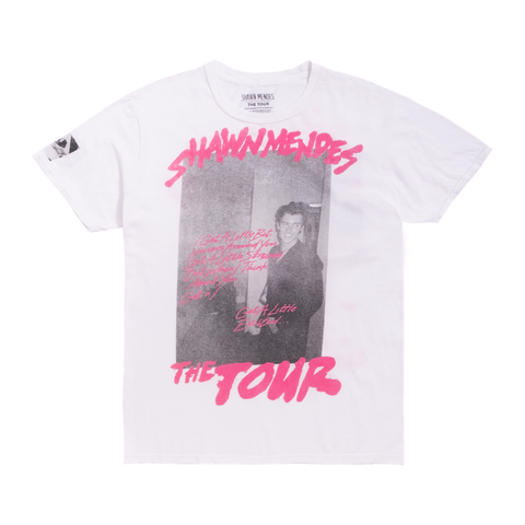 THE TOUR PHOTO T-SHIRT