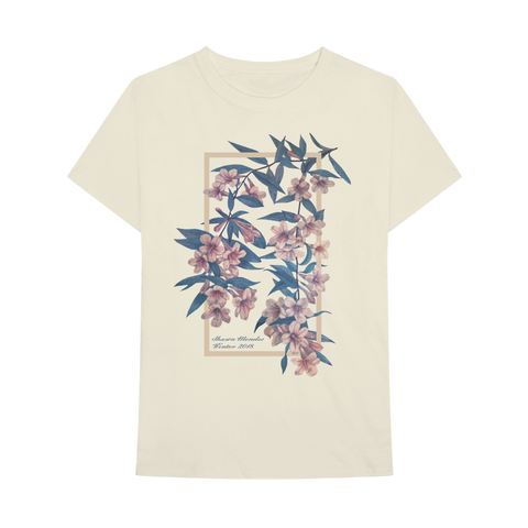 WINTER FLORAL T-SHIRT
