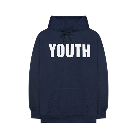 Youth Block Hoodie + Album