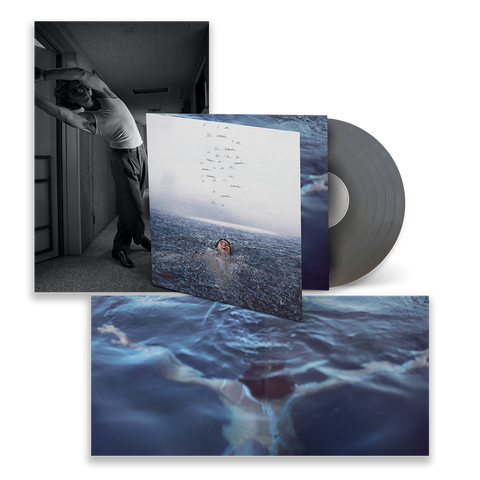 WONDER LIMITED SILVER VINYL w/ FOLDOUT POSTER