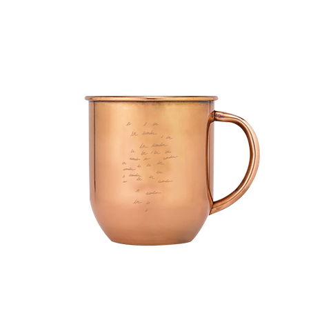 WONDER COPPER MUG