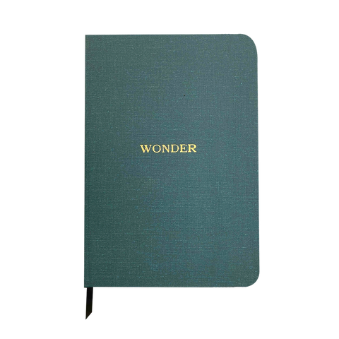 WONDER NOTEBOOK