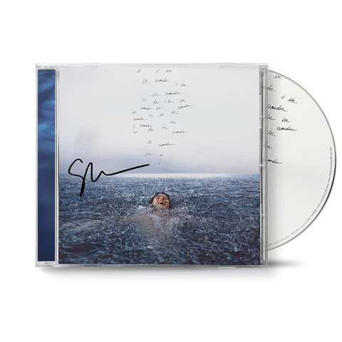 SIGNED WONDER CD