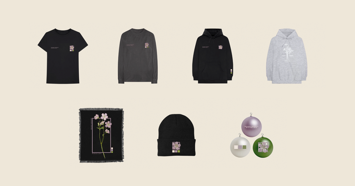 Shawn Mendes   Official Store