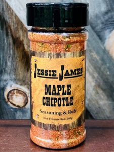 8 oz Maple Chipotle Seasoning & Rub
