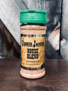 8 oz House Blend Seasoned Salt