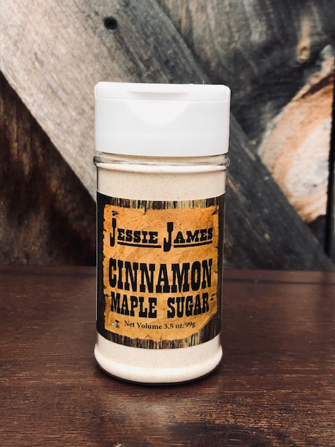 3.5 oz Cinnamon Maple Sugar