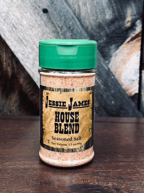 3.5 oz House Blend Seasoned Salt
