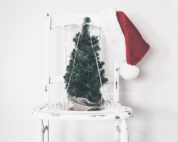 Christmas Chair - Still Life Photography