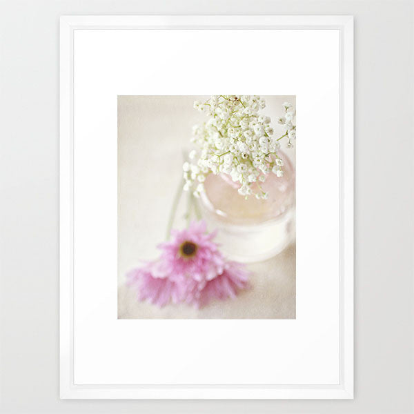 LP Florals - Set of Three Prints