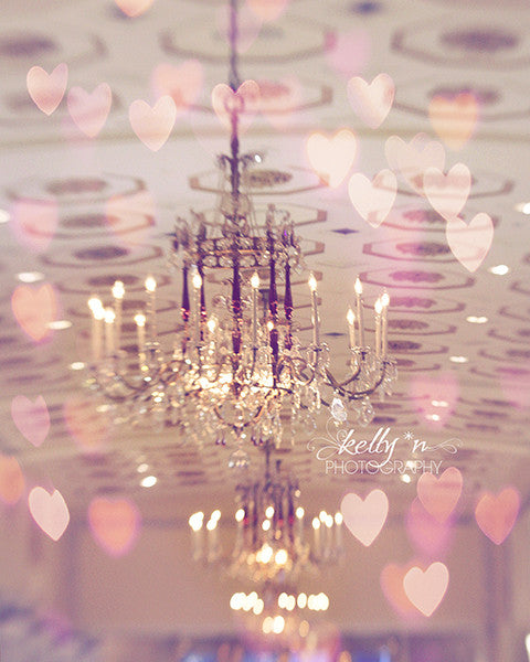 Mayflower Chandelier- Chandelier Photograph - Kelly*N Photography - 1
