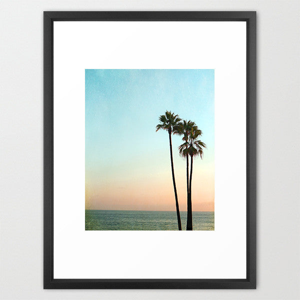 Palm Sunset- Palm Tree Photograph - Kelly*N Photography - 2