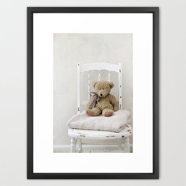 Teddy Chair- Teddy Bear Photograph - Kelly*N Photography - 4