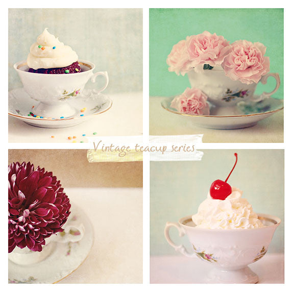Cup of Cake - Still Life Photography