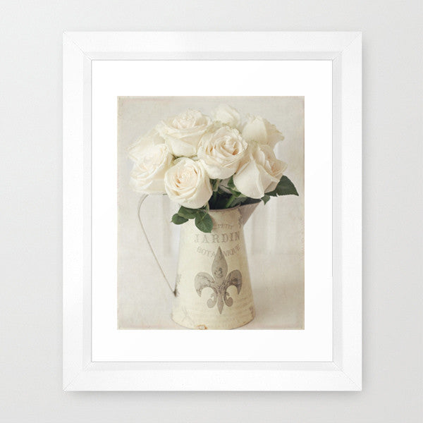 Blanc du Jardin - Floral Still Life - Kelly*N Photography - 2