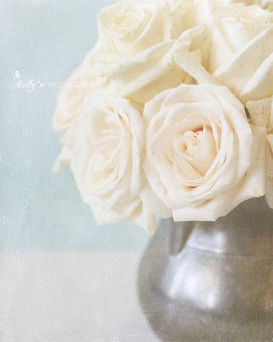 Farmhouse Roses - Still Life Photgraphy - Kelly*N Photography - 1