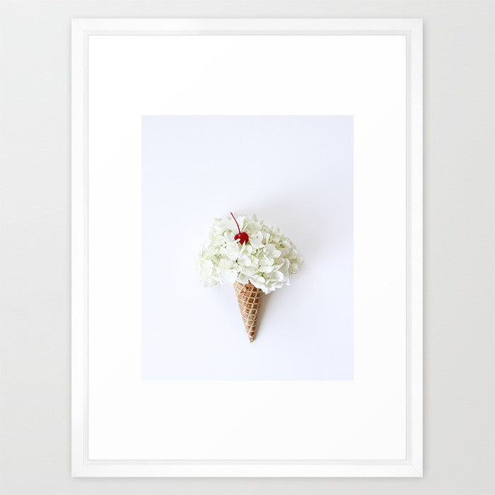 Flower Cone - Floral Still Life Photo - Kelly*N Photography - 2