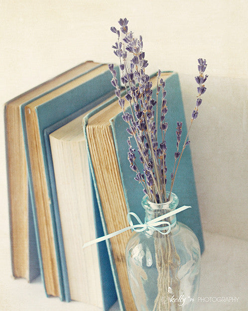 Lavender Ledge- Still Life Photograph - Kelly*N Photography - 1