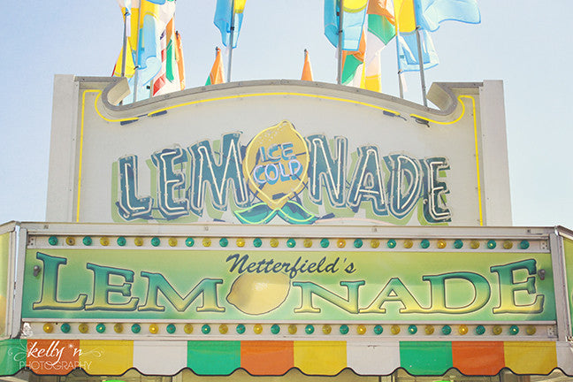 Lemonade- Fair Photography - Kelly*N Photography - 1