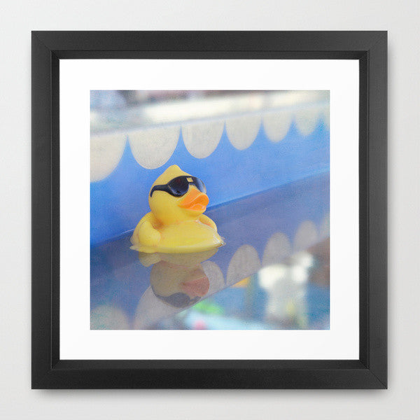 Rebel Duck- Rubber Duck Photograph - Kelly*N Photography - 4