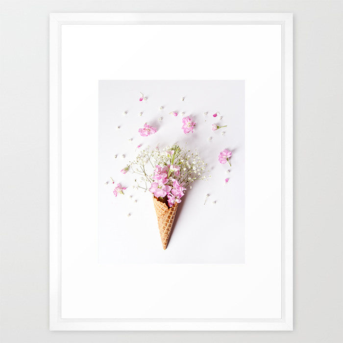 Stock Flower Cone- Floral Still Life Photo - Kelly*N Photography - 2