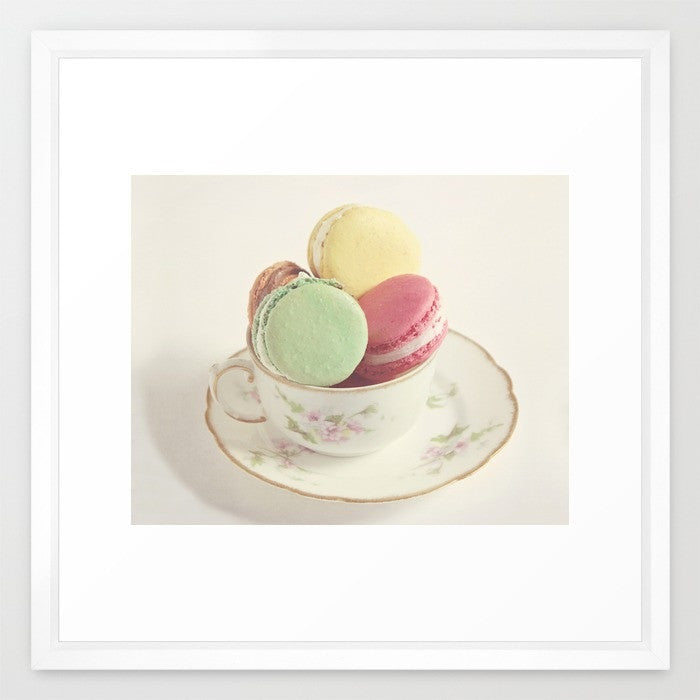Teacup Macarons- Food Photography - Kelly*N Photography - 2