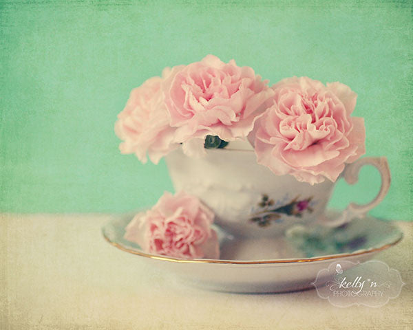 Vintage Cuppa - Still Life Photograph
