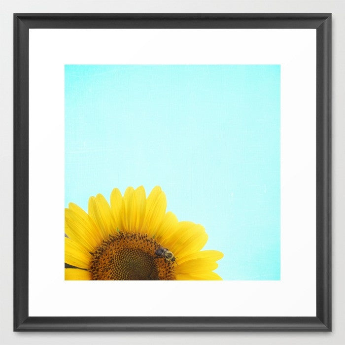 Walking on the Sun- Sunflower Photograph - Kelly*N Photography - 3