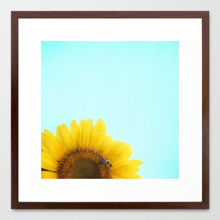Walking on the Sun- Sunflower Photograph - Kelly*N Photography - 2