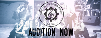 So you want to audition for band?