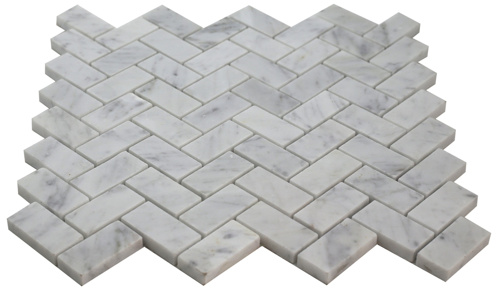 Bianco Carrara Marbles by Marble Tile Depot