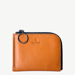 Form Half Zip Wallet