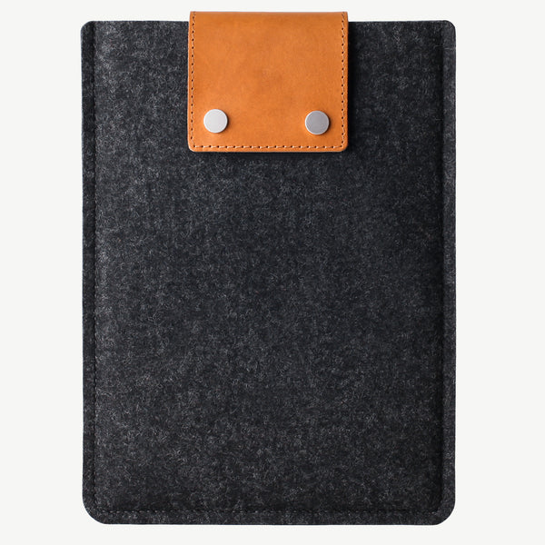 Cocones Snap Case - Smokey Grey / Tan