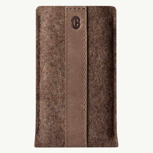 Cocones iPhone Sleeve - Deep Caramel