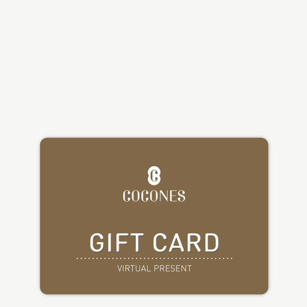 Cocones Gift Card -