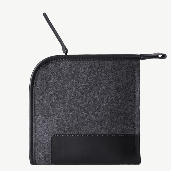Cocones Compact Case - Smokey Grey / Black
