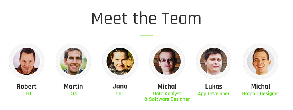 Six Guys Labs: Meet the team!