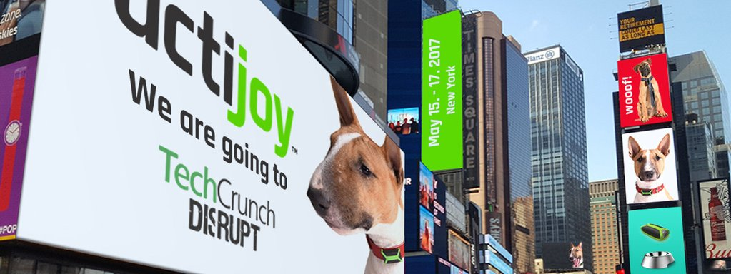 EU-Startups finalist Actijoy™ is heading to Disrupt NY 2017