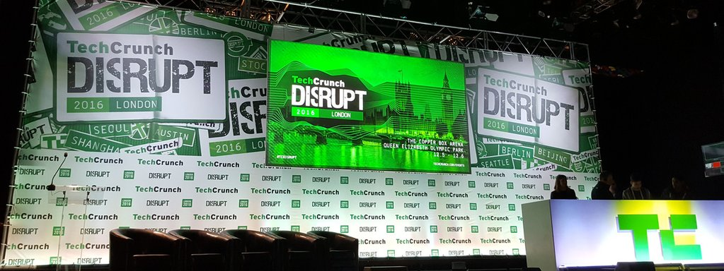 Actijoy was at TechCrunch Disrupt London 2016!