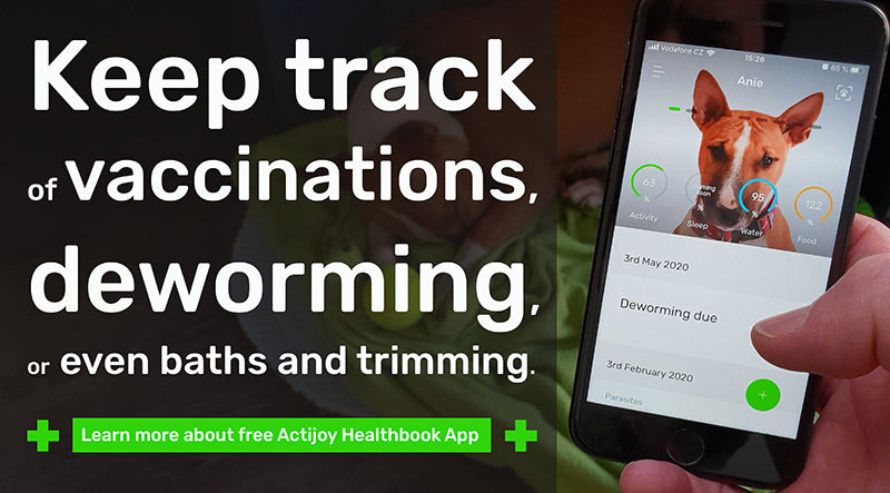 Lear more about Free Actijoy Healthbook App