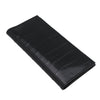 Black Eel Skin Wallet