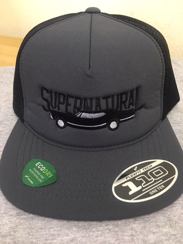 Supernatural Impala Trucker Hat