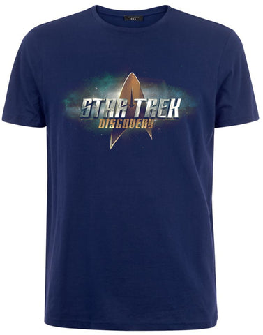 ST Discovery Blue T-Shirt
