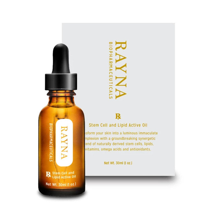 Stem Cell & Lipid Active Oil